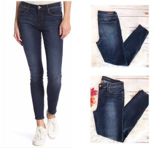 Articles of Society Skinny Sand Blast Jeans Sz 31